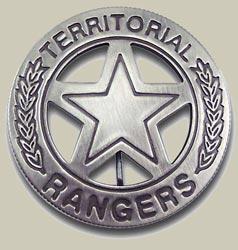 Territorial Rangers Badge