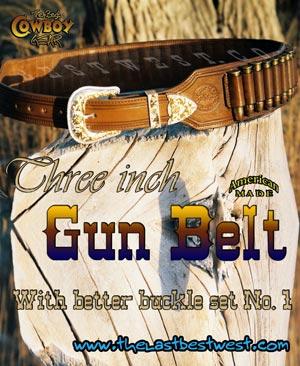 3 Inch Cartridge or Gun Belt