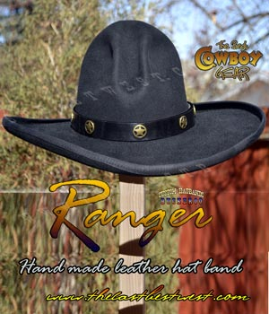 Ranger Hat Band