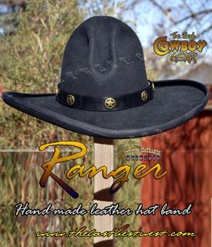 Ranger Hat Band