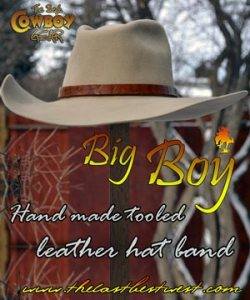 Big Boy Hat Band