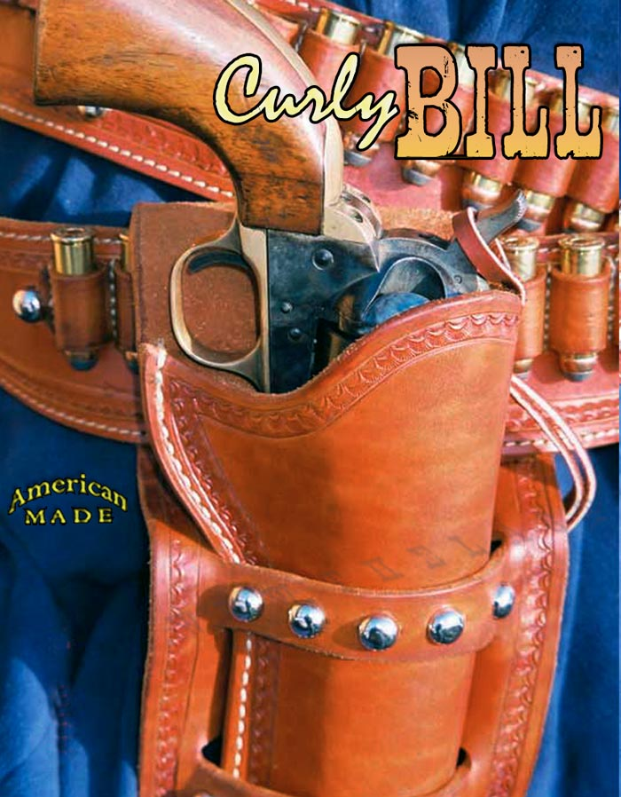 Curly Bill Movie Holster