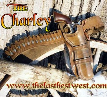 Charley Hand Made Leather Holster