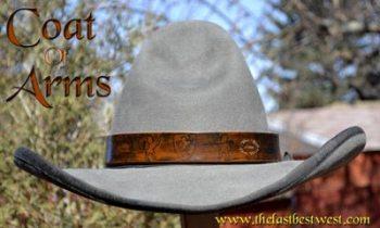 Coat of Arms Custom Hatband