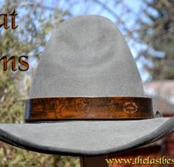 Coat of Arms Custom Hatband