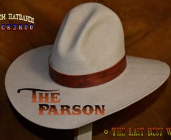 Parson Custom Hat Band