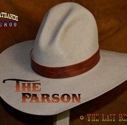 Parson Custom Hatband