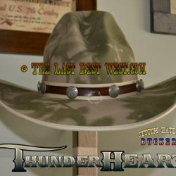 ThunderHeart Custom Hat Band