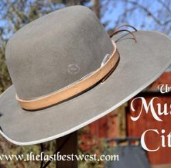 Undyed Music City Custom Hat Band