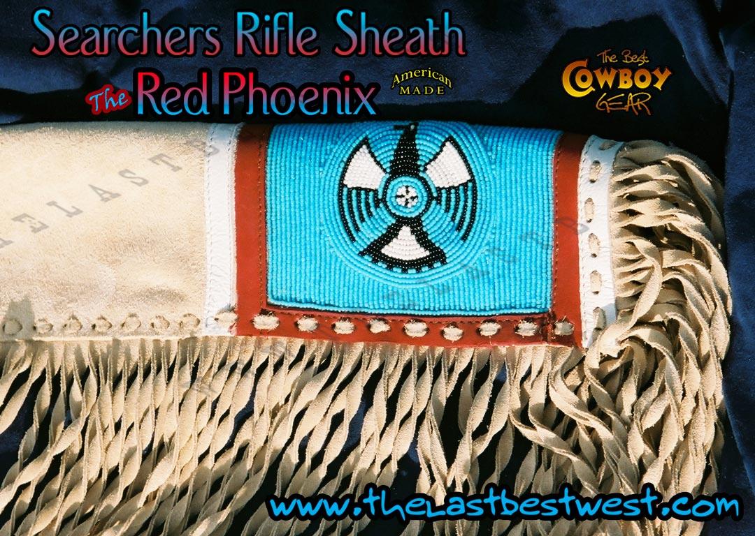 Indian Style Rifle Sheaths