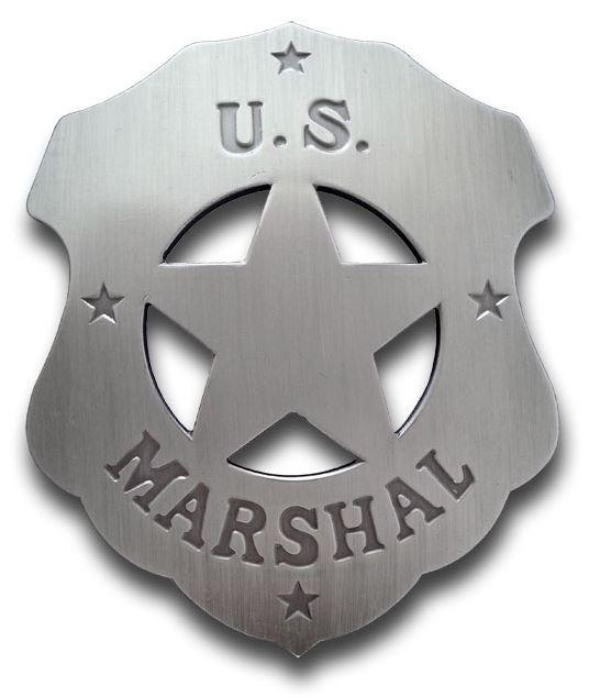 Old West US Marshall Durango Replica