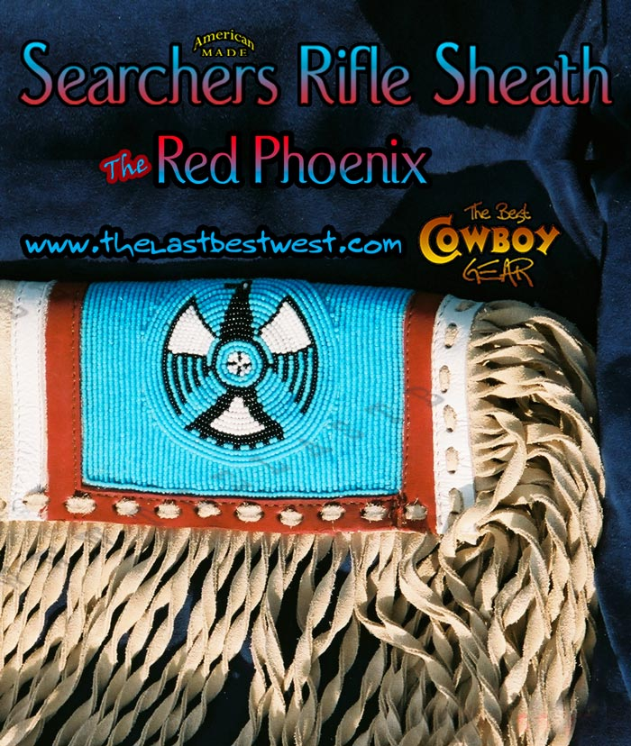 Searchers Rifle Sheath