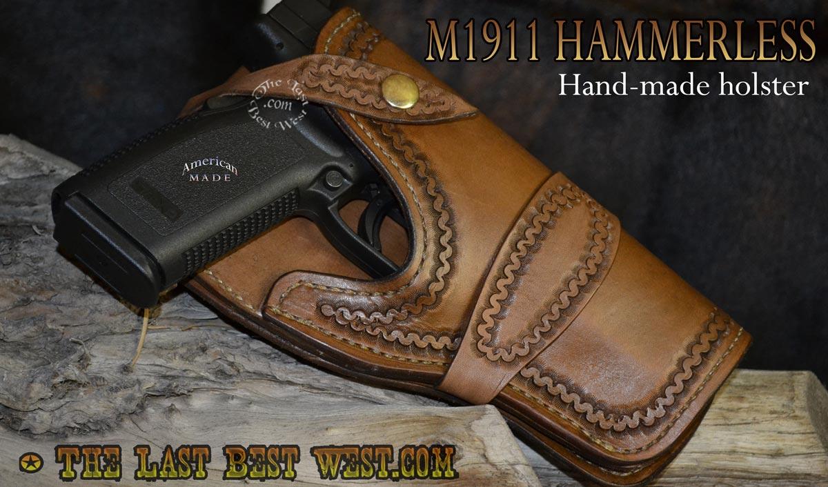 M1911 Hammerless Service Holster