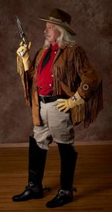 Buffalo Bill Cody Commemorative Cowboy Hat
