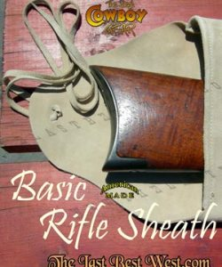 Basic Rifle Sheath