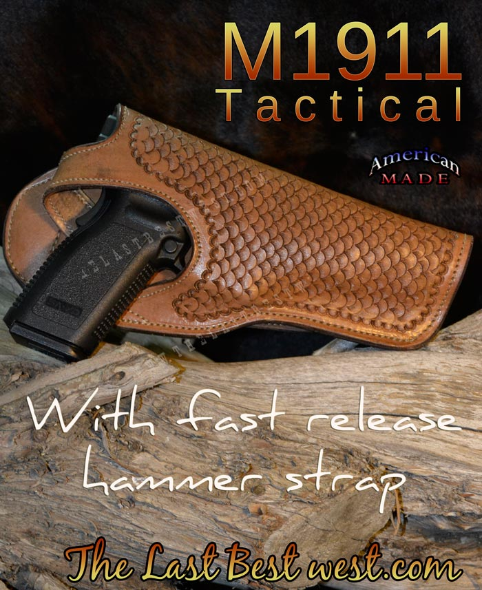 M1911 Tactical Holster