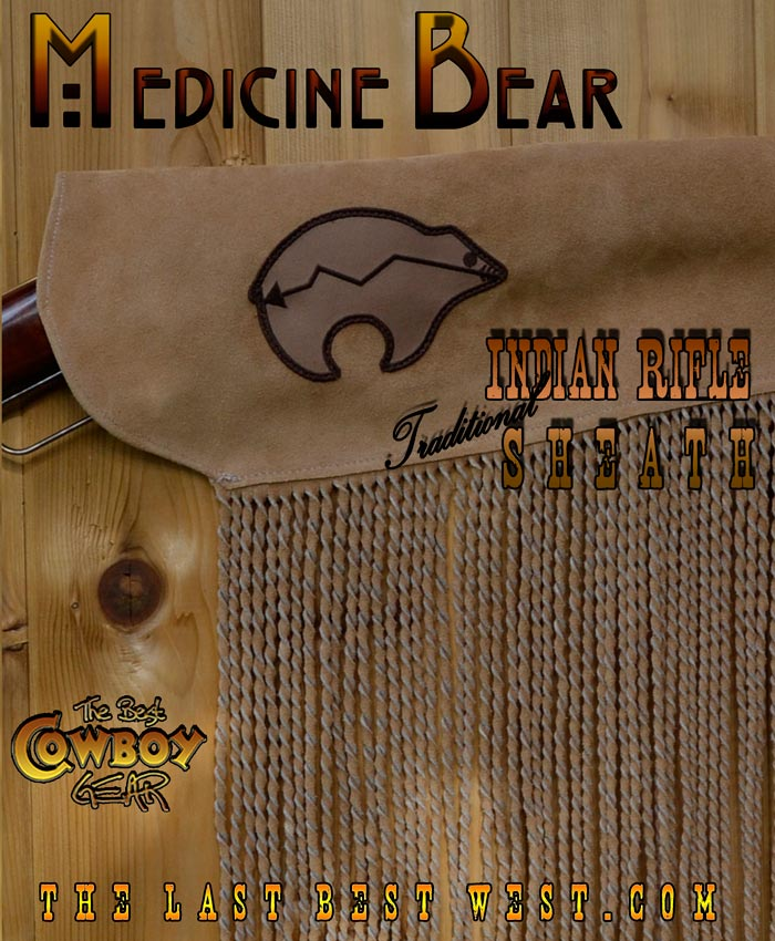 Medicine Bear Rifle Sheath
