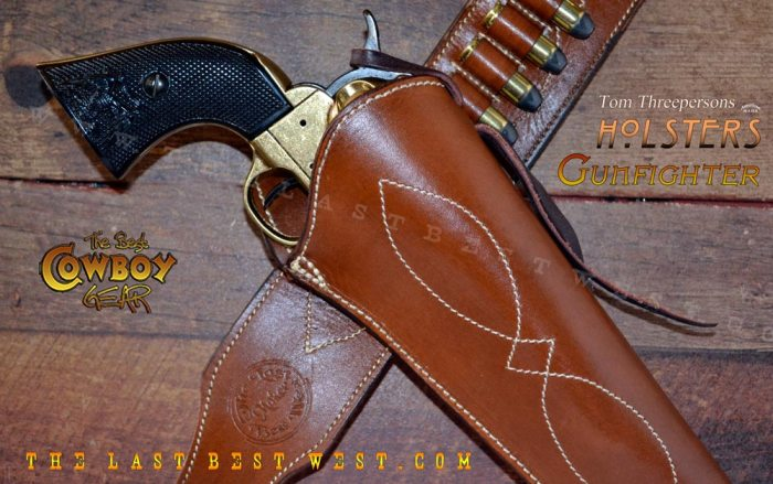 Threepersons Gunfighter Holster