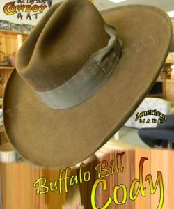 Buffalo Bill Cody Cowboy Hat