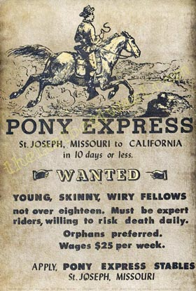 Old West Posters