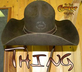 Thing Movie Hat