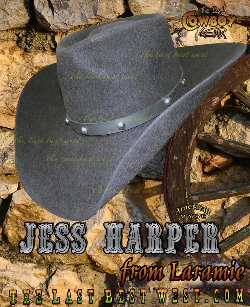 Jess Harper Cowboy Hat