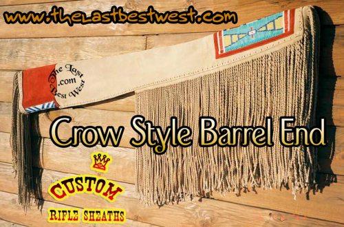Crow Indian Rifle Sheath