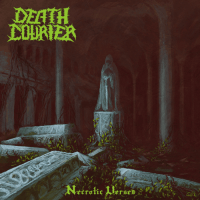 Death Courier - Necrotic Verses (2020)