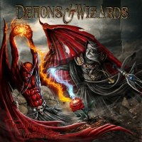 Demons & Wizards - Touched By The Crimson King (Deluxe Edition) (Remasters) (2019)