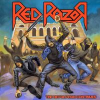 Red Razor - The Revolution Continues (2019)