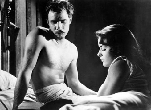Viva Zapata with Marlon-Brando and Jean Peters-