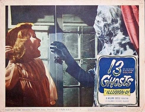 13 ghosts lobby card