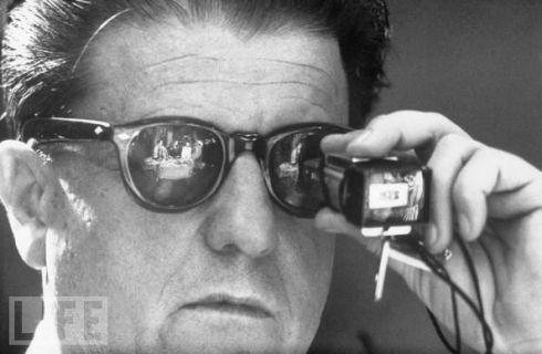 Director George Stevens
