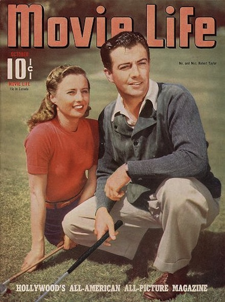 barbara stanwyck and robert taylor-