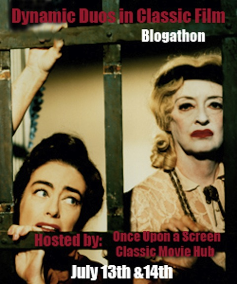 Dynamic Duos of Classic Film blogathon