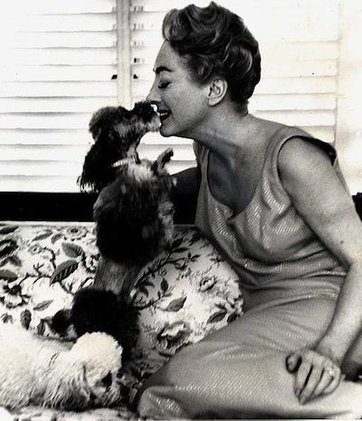 Crawford and dog