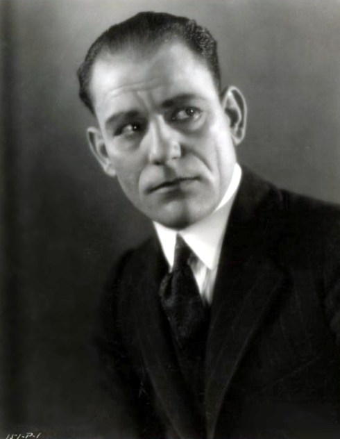Lon Chaney by Clarence Sinclair Bull