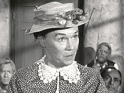 Nora Ericson The Man Who Shot Liberty Valance