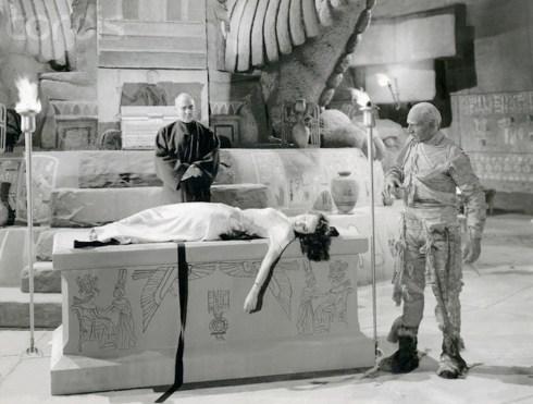 Scene from The Mummy's Hand