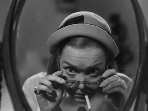 Jane Wyman Stage Fright