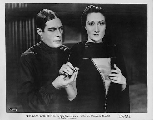 Dracula's Daughter_Zaleska and Sandor