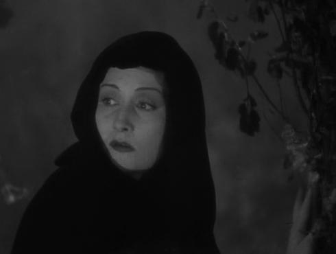 Gloria Holden in Dracula's Daughter