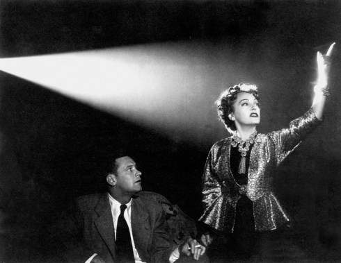 Sunset-Boulevard-1950-the movie night