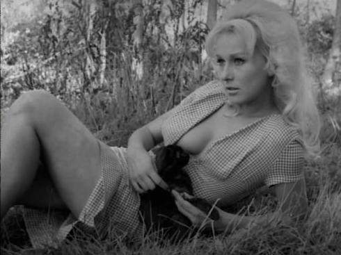 Lorna in Mudhoney