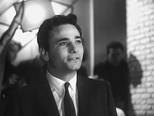 Peter Falk is Nico in The Bloody Brood