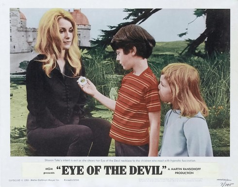 Poster - Eye of the Devil_02