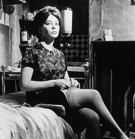 Leslie Caron L Shaped Room