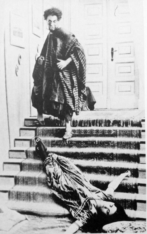 Paul Wegener the eyes of the mummy pola Negri Emil Jannings Ma 1918pg
