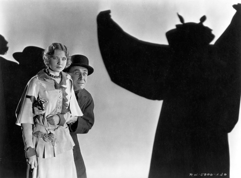 Una Merkel The Bat Whispers 1930