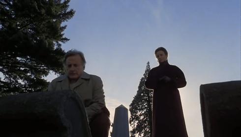 Clara's grave